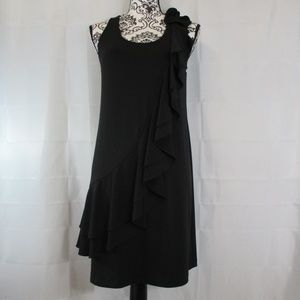 WHBM  Black Dress. Size 4 JUST IN